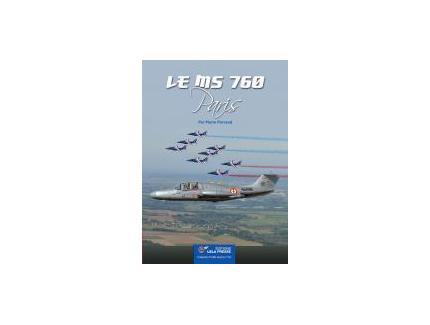 """LE MORANE SAULNIER MS 760 """" PARIS """""""