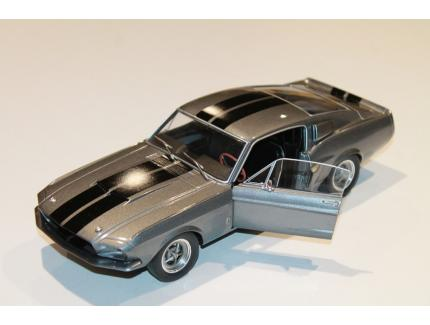 SHELBY GT500 GRISE 1969 SOLIDO 1/18
