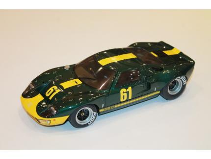 FORD GT 40 MK.1 FORD 1966 SOLIDO 1/18