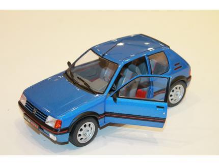PEUGEOT 205 MK.1 GTI 1.9L – BLEU MIAMI – 1988