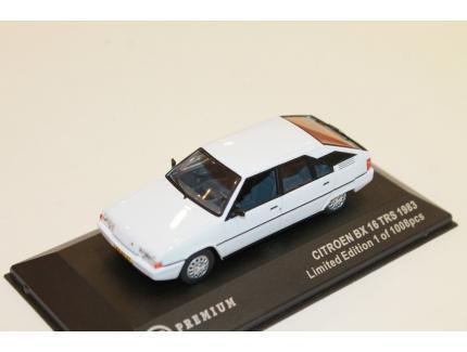 CITROEN BX 16 TRS 1983 TRIPLE 9 1/43