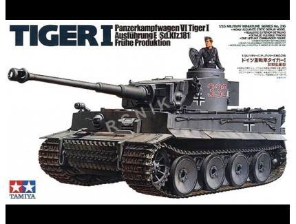 Pkw. VI TIGER I TAMIYA 1/35