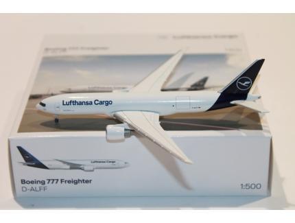 BOEING 747-400 LUFTHANSA 2020 HERPA 1/500°
