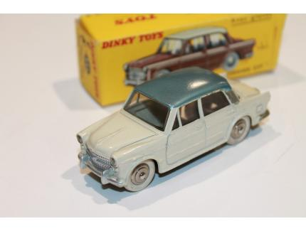 FIAT 1200 GRANDE VUE BEIGE DINKY TOYS 531