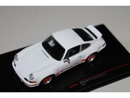 PORSCHE 911 CARRERA RS 2.7 1973 IXO 1/43°