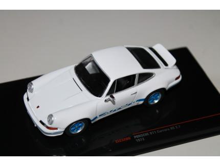PORSCHE 911 RS 2.7 1973 IXO 1/43°