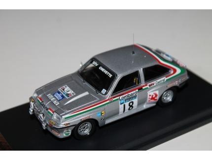 VAUXHALL CHEVETTE HSR RAC 1980 TROFEU 1/43°
