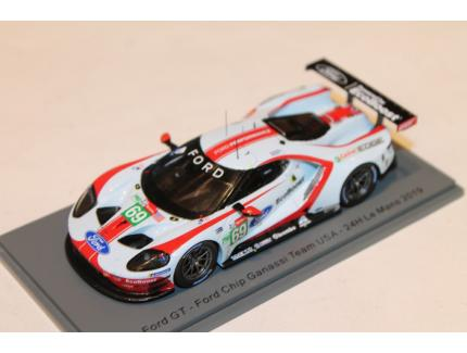 FORD GT N°69 LM2019 SPARK 1/43°