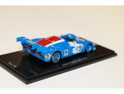 RENAULT ALPINE A440 MAGNY COURS 1973 SPARK 1/43°