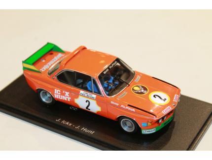 BMW 3 CSL 2ND 6H PAUL RICARD 1973 SPARK 1/43°