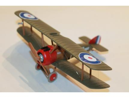 SOPWITH CAMEL F.1 D3326 DEATH OF THE RED BARON CORGI 1/48°