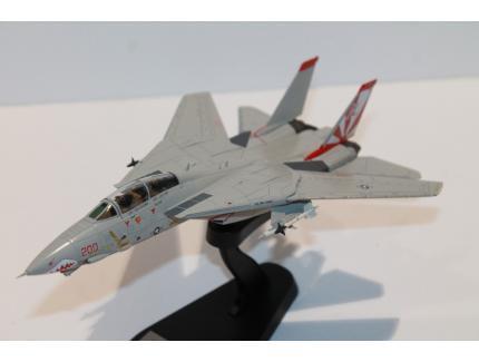 "GRUMMAN F-14A TOMCAT ""SUPER CAG"" 1986 HOBBY MASTER 1/72°"