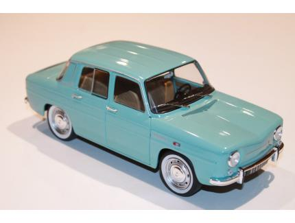 RENAULT 8 MAJOR BLEU CLAIR 1967 SOLIDO 1/18°