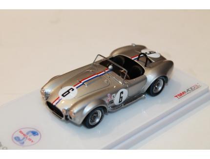 SHELBY COBRA 427 N°6 SEBRING 12H CLASS WINNER 1966 TSM 1/43°