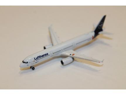 "AIRBUS A321 ""DIE MAUS"" D-AIRY FLENSBURG HERPA 1/500°"