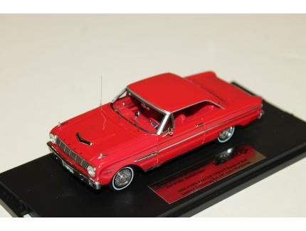 FORD FALCON ROUGE 1963 GOLDVARG 1/43°