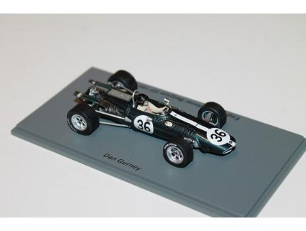 EAGLE T1G WINNER BELGIUM GP 1967 SPARK 1/43°