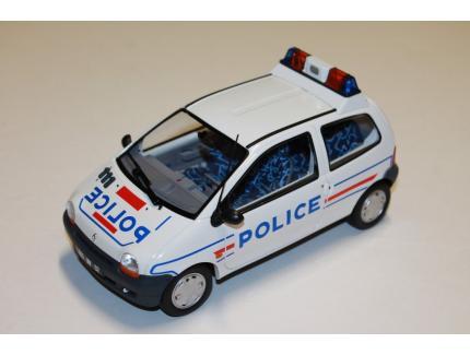 RENAULT TWINGO POLICE 1995 NOREV 1/18°