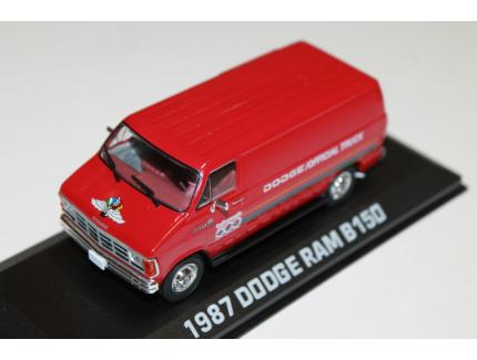 DODGE RAM B150 INDIANAPOLIS 1987 GREENLIGHT 1/43°