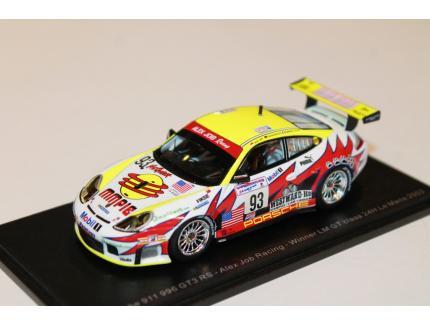 PORSCHE 911-996 GT3RS WIN GT LM 2003 SPARK 1/43°
