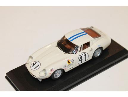 FERRARI 275 GTB/4 N°41 24H DAYTONA 1969 BEST 1/43°