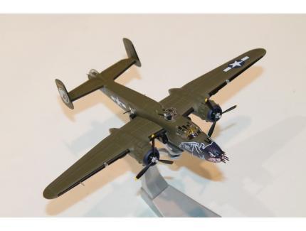 NORTH AMERICAN B-25 MITCHELL CORGI 1/72°