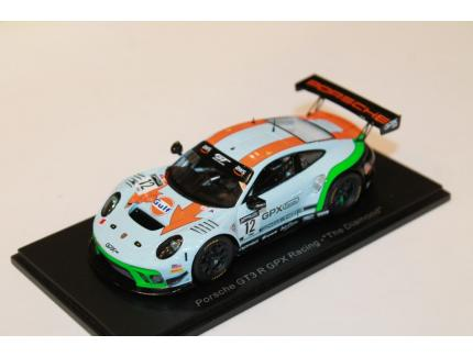 "PORSCHE GT3 R GPX RACING ""THE DIAMOND"" SPARK 1/43°"
