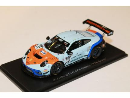 "PORSCHE GT3 R GPX RACING ""THE SPADE"" SPARK 1/43°"