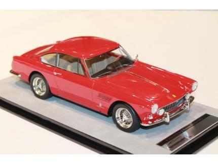 FERRARI 250 GTE 2+2 1962 ROSSO CORSA TECNOMODEL 1/18°