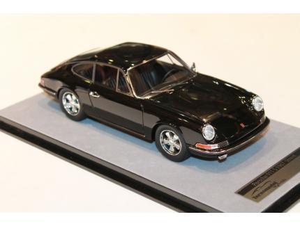 PORSCHE 911S 1967 NOIR TECNOMODEL 1/18°