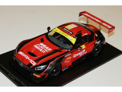 MERCEDES-AMG GT3 N°888 2ND FIA GT WORLD CUP SPARK 1/18°
