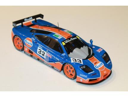 MC LAREN F1 GTR N°33 24H LM 1996 SOLIDO 1/18°