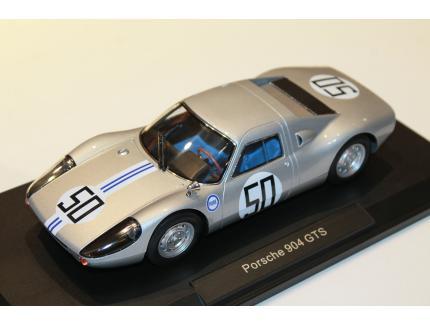 PORSCHE 904 GTS N°50 AMERICAN CHALLENGE CUP 1964 NOREV 1/18°