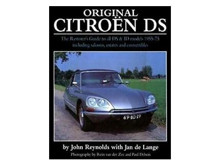 ORIGINAL CITROËN DS