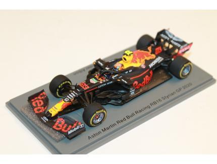 ASTON MARTIN RED BULL RACING RB16 N°32 STYRIAN GP 2020 SPARK 1/43°