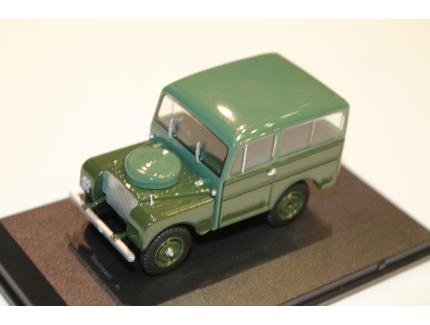 LAND ROVER TICKFORD VERT OXFORD 1/43°