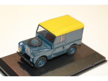 LAND ROVER SERIES I 88 HARD TOP RAF OXFORD 1/43°