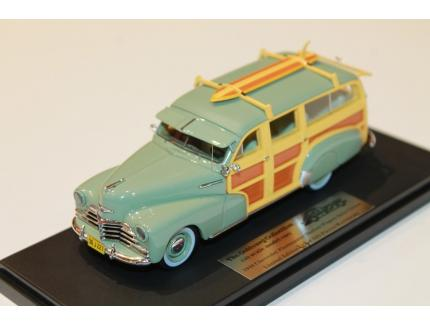 CHEVROLET FLEETMASTER STATION WAGON 1948 GOLDVARD 1/43°