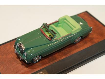 ROLLS ROYCE SILVER CLOUD CABRIOLET 1962 MATRIX 1/43°