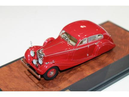 BENTLEY 4 1/4 L AIRFLOW SALOON 1936 MATRIX 1/43°