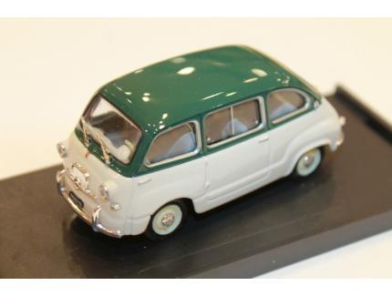 FIAT 600 MULTIPLA 1956 BRUMM 1/43°