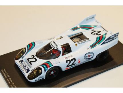 PORSCHE 917K N°22 WIN LM 1971 SPARK 1/18°