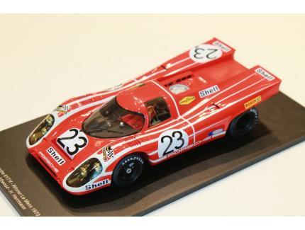 PORSCHE 917K N°23 WIN LM 1970 SPARK 1/18°