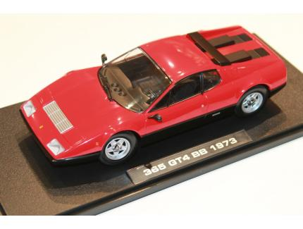 FERRARI 365 GT4 BB 1973 ROUGE KK SCALE 1/18°