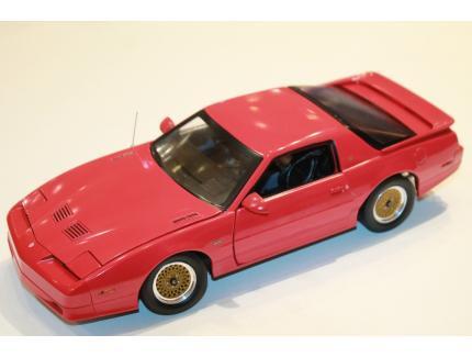 PONTIAC TRANS AM GTA 1988 ROUGE GREENLIGHT 1/18°