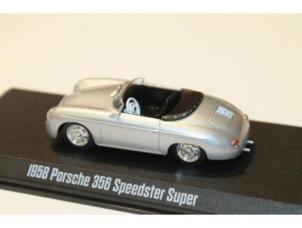 PORSCHE 356 SPEEDSTER 1958 GREENLIGHT 1/43°