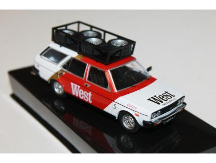 FIAT 131 PANORAMA WEST 1977 IXO 1/43°