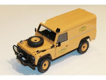 """LAND ROVER 110 """"CAMEL TROPHY"""" 1985 ALMOST REAL 1/18°"""