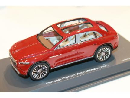MAYBACH-MERCEDES VISION ULTIMATE LUXURY SCHUCO 1/43°
