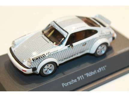"""PORSCHE 911 """" RÖHRL X 911 SCHUCO 1/43°"""